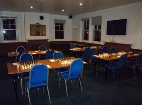 Chess Club Room