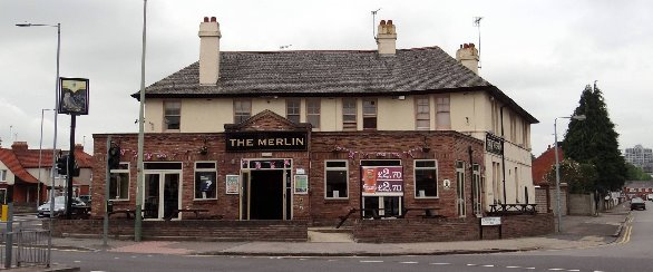 The Merlin, Home of Swindon Chess Club